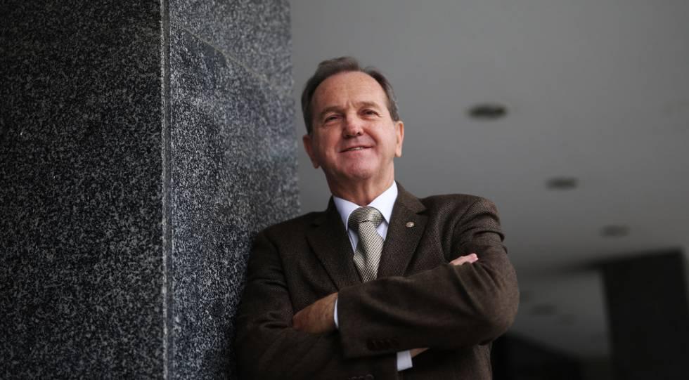 Eduardo Dizy, presidente del Consejo de españoles en el extranjero.