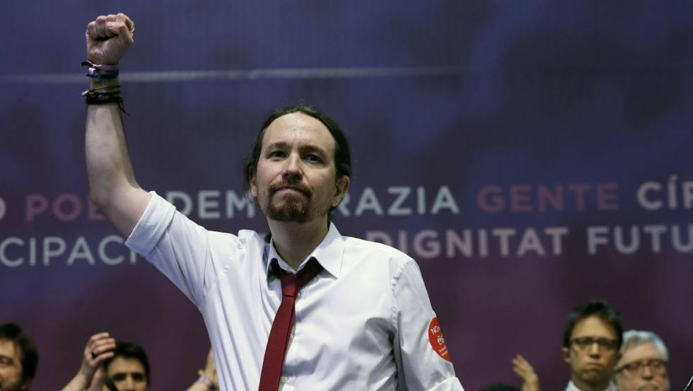 Pablo Iglesias se impone a Errejón y salva su liderazgo en Podemos