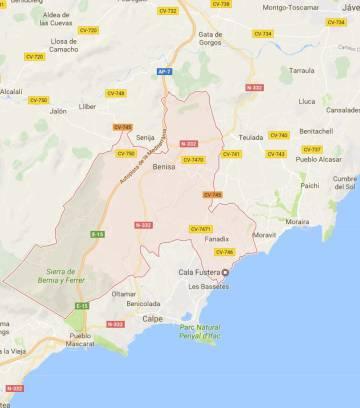 Detenido un profesor de instituto de Alicante acusado de prostituir a cinco menores