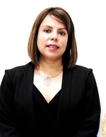 La doctora Nathalie Larreinaga.