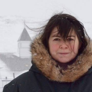 Maggie MacDonnell, ganadora del tercer certamen del Global Teacher Prize.