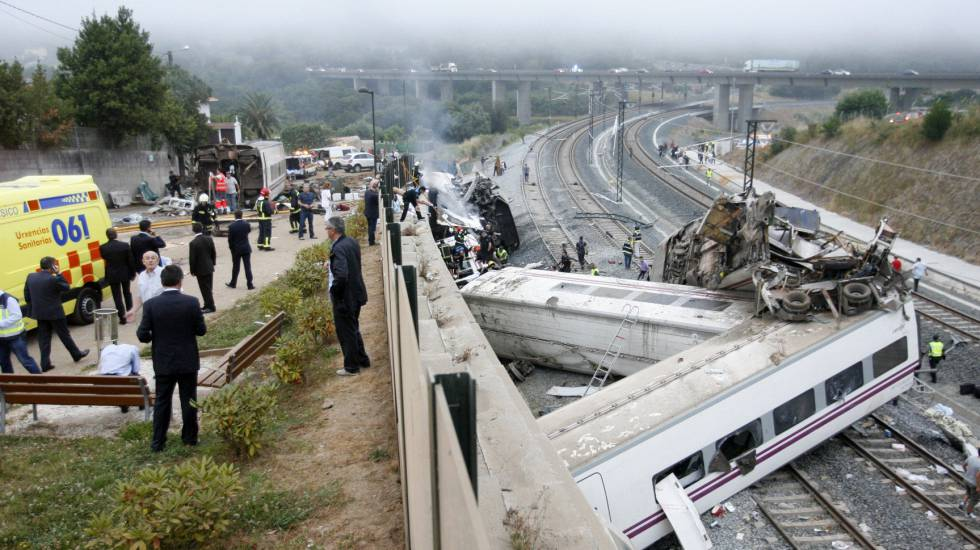 Accidente de tren de Santiago