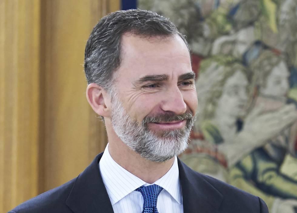 """Felipe VI pide fomentar """"una cultura de paz"""" en las ... Felipe Vi"""
