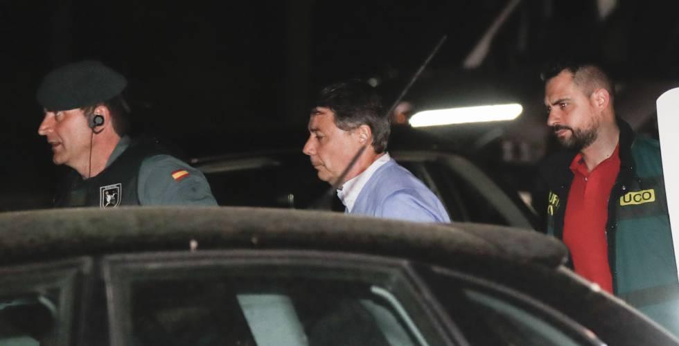 Ignacio González, expresidente del la Comunidad de Madrid.