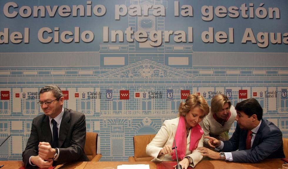 EL ADN de la Corrupción del PP; Anticorrupción señala a Gallardón en el primer desvío de fondos de la trama Lezo
