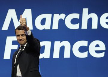 Spanish parties, save Podemos, back Macron in the French election