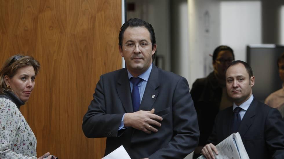 Jesús Gómez, exalcalde de Leganés.