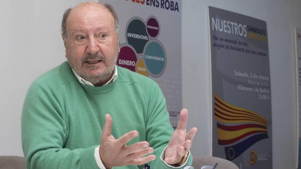 Mariano Gomà, en una imagen de archivo.