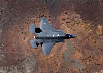Spain's Air Force and Navy have sights set on new American fighter aircraft