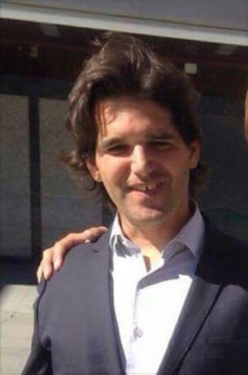 El español Ignacio Echevarría.