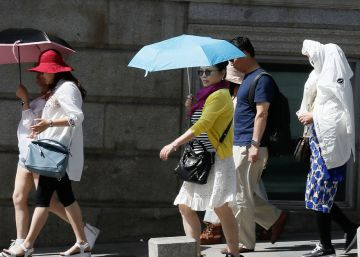 New heatwave throughout Spain puts six provinces on orange alert