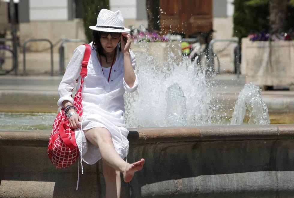 Primera ola de calor de 2017