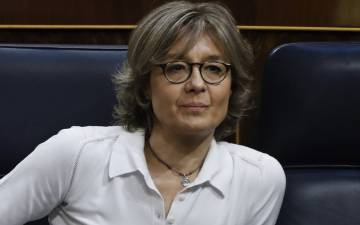 García Tejerina, en el Congreso.