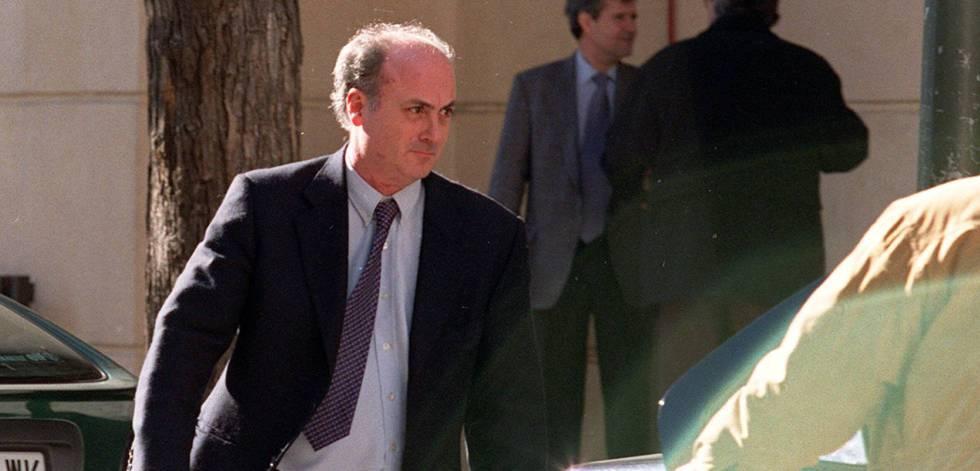 El juez García Castellón, que dirige la Operación Hanta, en una imagen de archivo.