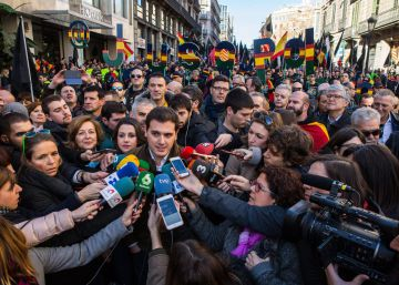 Ciudadanos, the mutating party