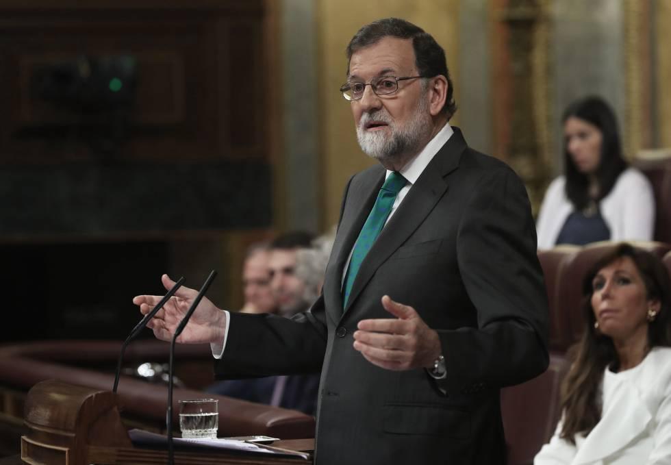 El socialista Pedro Sánchez asumió como nuevo presidente del gobierno español