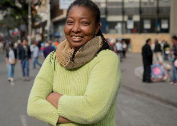 """Lina Caro: """"No soy víctima, soy sobreviviente del conflicto colombiano"""""""