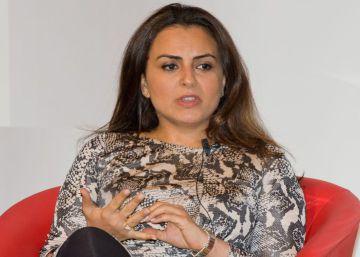 Mina Al-Oraibi, uno de los rostros de otra crisis de refugiados