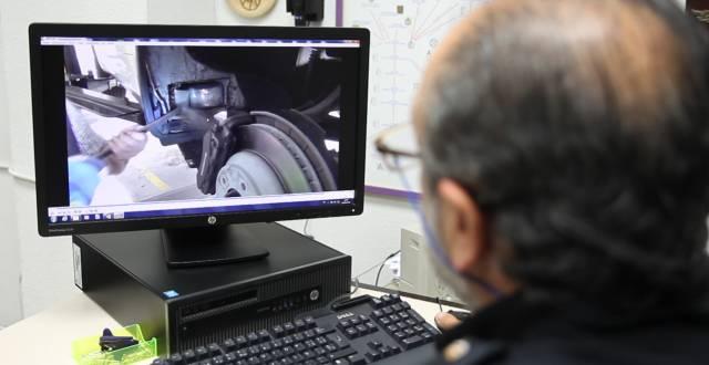 La unidad de drogas de Pontevedra muestra la foto de un alijo.
