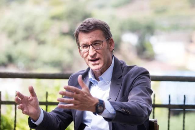 El futuro político de Feijóo depende de 90.000 votantes de Rivera en Galicia