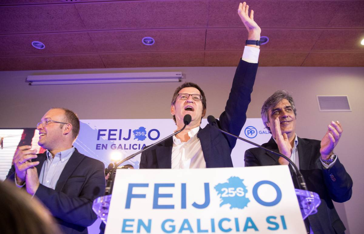 El 25-S refuerza a Rajoy y debilita a Sánchez en la guerra interna del PSOE