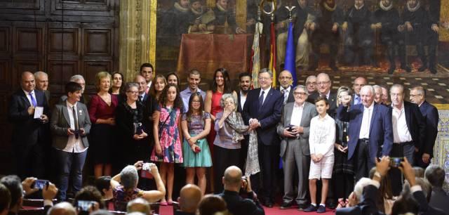 Puig propone una tercera vía frente a la tensión territorial
