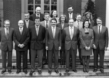 Los presidentes de la España Democrática