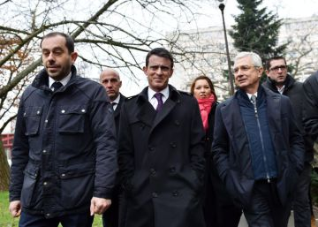 "Manuel Valls: ""El Frente Nacional puede llevar a la guerra civil"""
