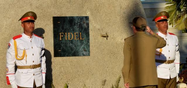 Cuba mira hacia el futuro tras el sepelio de Fidel Castro