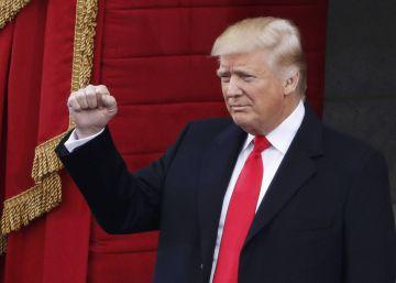 Así te contamos el traspaso de poderes y la investidura de Donald Trump