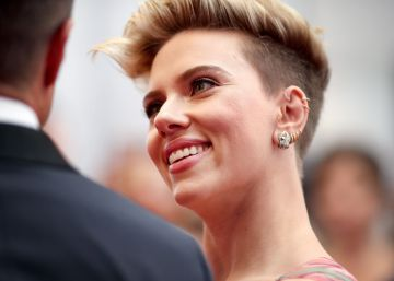 HOLLYWOOD, CA - FEBRUARY 26: Actor Scarlett Johansson attends the 89th Annual Academy Awards at Hollywood & Highland Center on February 26, 2017 in Hollywood, California.   Christopher PolkGetty ImagesAFPrn == FOR NEWSPAPERS, INTERNET, TELCOS & TELEVISION USE ONLY ==