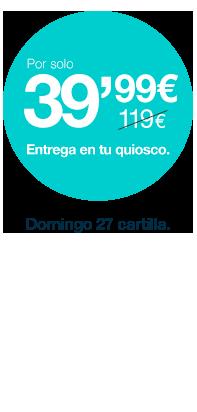 Consigue en tu quiosco con EL PAÍS una tableta Dual Core por sólo 39,99€