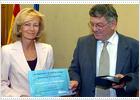 La ministra de Sanidad Elena Salgado, entre los cinco finalistas a dirigir la OMS