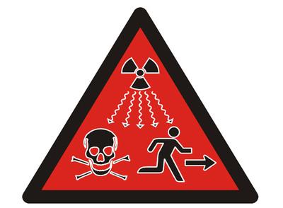 Una nueva señal para advertir del peligro radiactivo