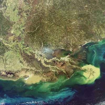 El Delta del Misisipi