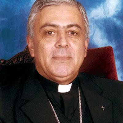 El obispo Bernardo Álvarez en una fotografía oficial