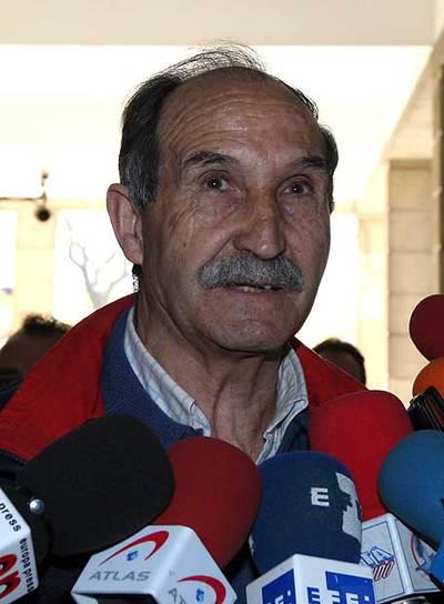 Eleuterio Sánchez,  El Lute.