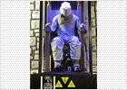 Francia retira una atracción que reproducía la muerte en una silla eléctrica