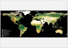 La Agencia Europea del Espacio lanza el mapa terrestre con mayor resolución