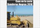 Los 40 puntos negros de las costas españolas, según Ecologistas en Acción