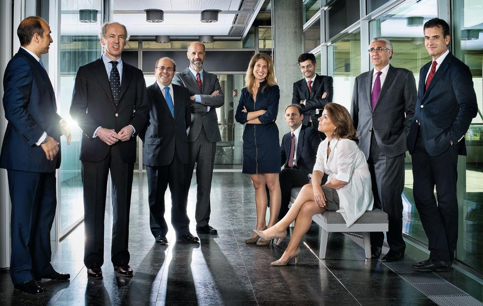 Fotos retrato del poder sociedad el pa s for Oficinas mapfre las palmas