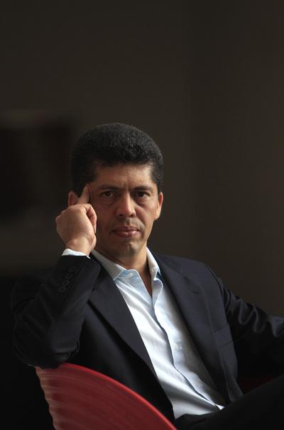Pablo Fajardo, el abogado de los indígenas de Ecuador contra Chevron, en Madrid