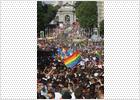 El desfile vuelve a reinar en Madrid