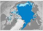 El deshielo abre las dos grandes rutas navegables en el  Ártico