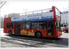 El autobús turístico sube un 14% a partir del jueves