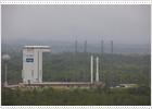 El cohete europeo Vega se prepara para el primer lanzamiento