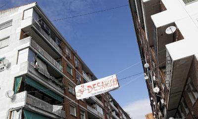 FOTOGALERIA: La calle Soria, una maqueta de la crisis
