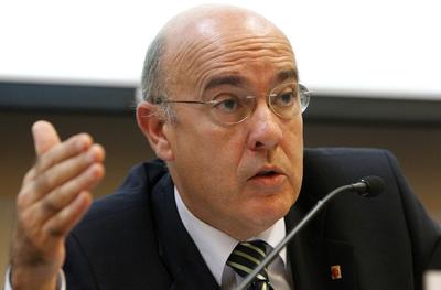 El consejero de Sanidad catalán, Boi Ruiz.
