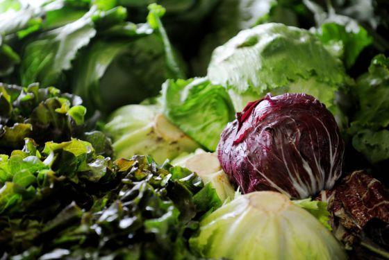 Verduras, hortalizas y frutas