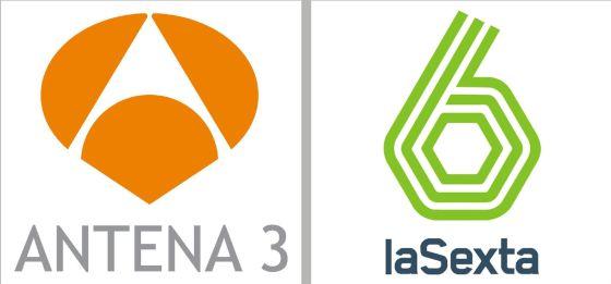 Antena 3 absorbe a La Sexta